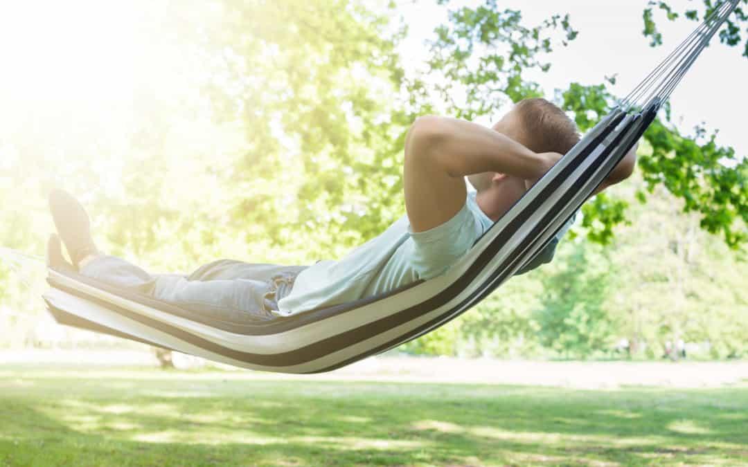 Drei Entspannungsübungen für jede Situation